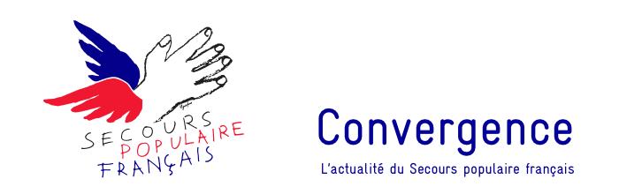 Convergence : l'actualité du Secours populaire français